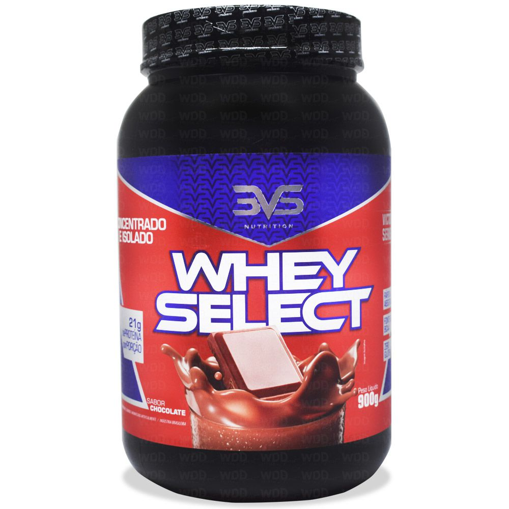 Whey Select 900g 3VS Nutrition