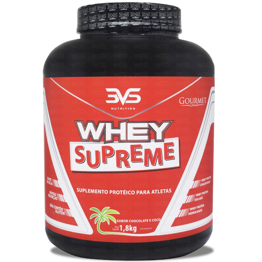 Whey Supreme 1,8Kg 3VS Nutrition