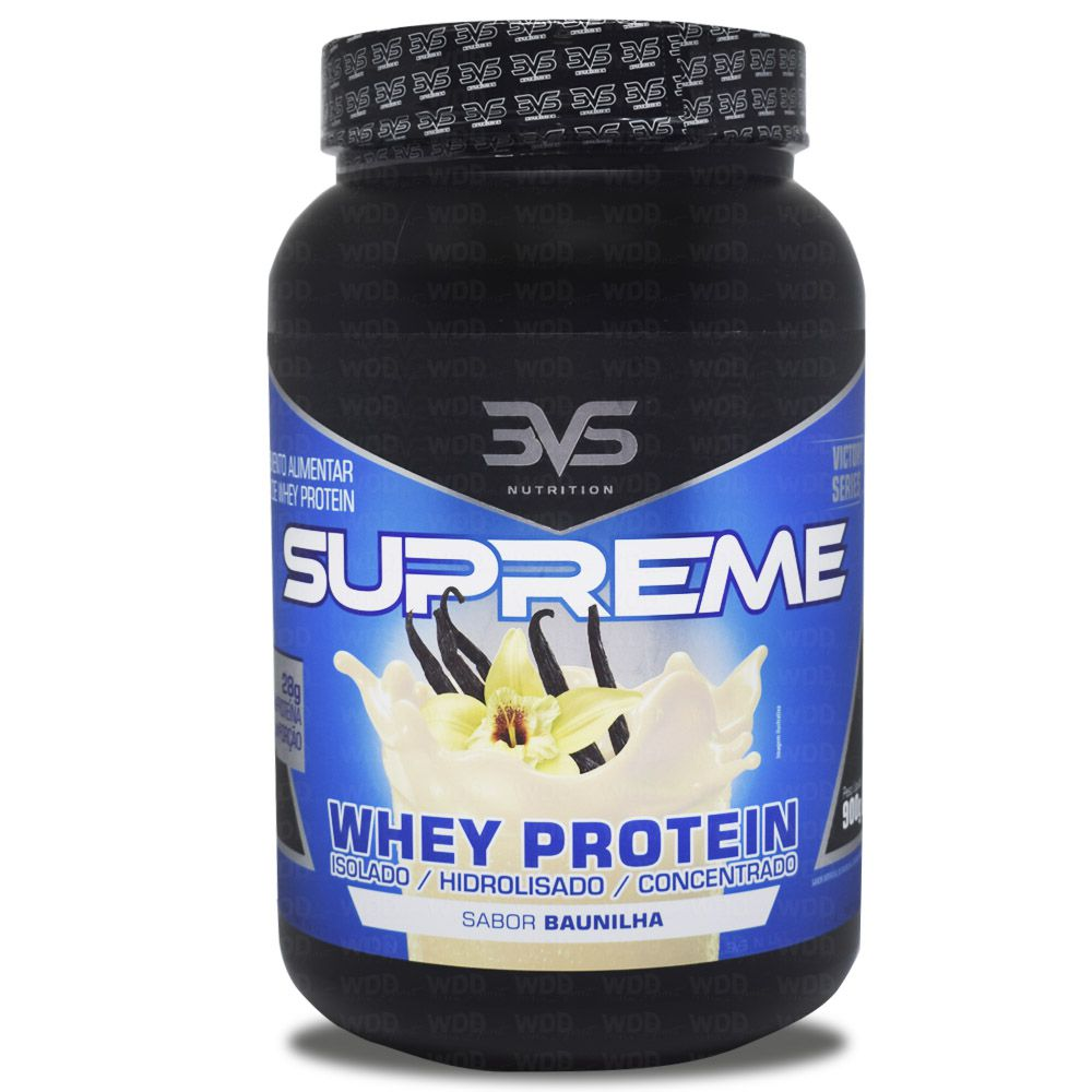 Whey Supreme 900g 3VS Nutrition