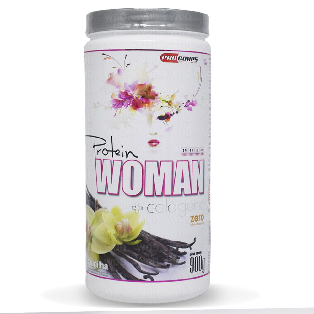 Woman Protein 900g Pro Corps