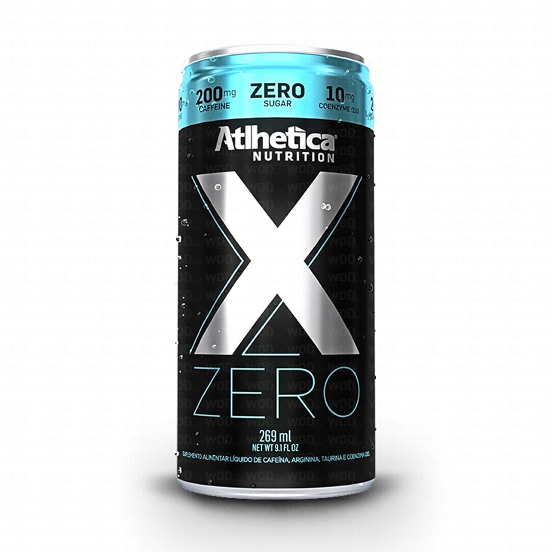X-Zero 269ml Atlhetica