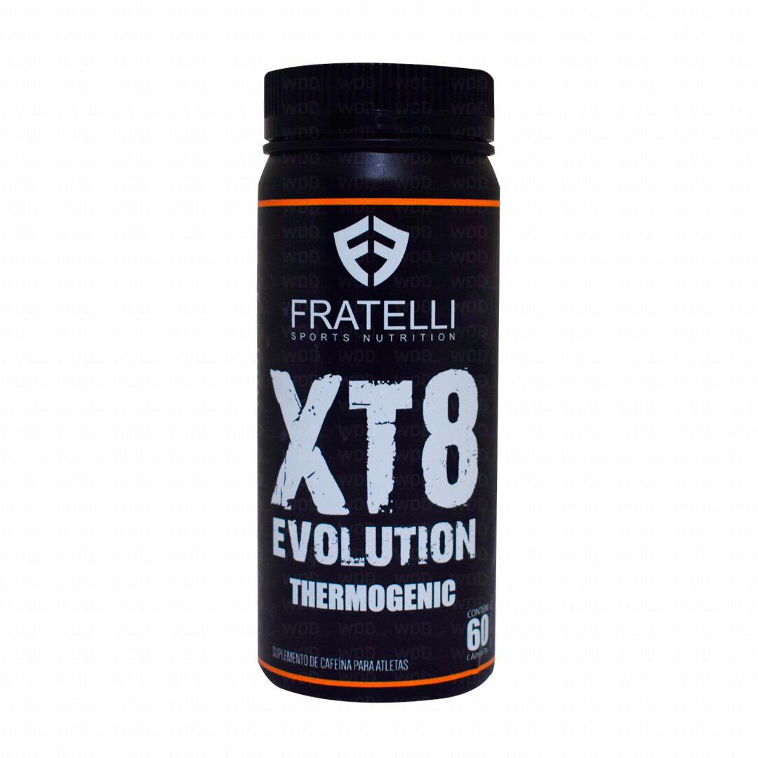 XT8 Evolution 60Caps Fratelli