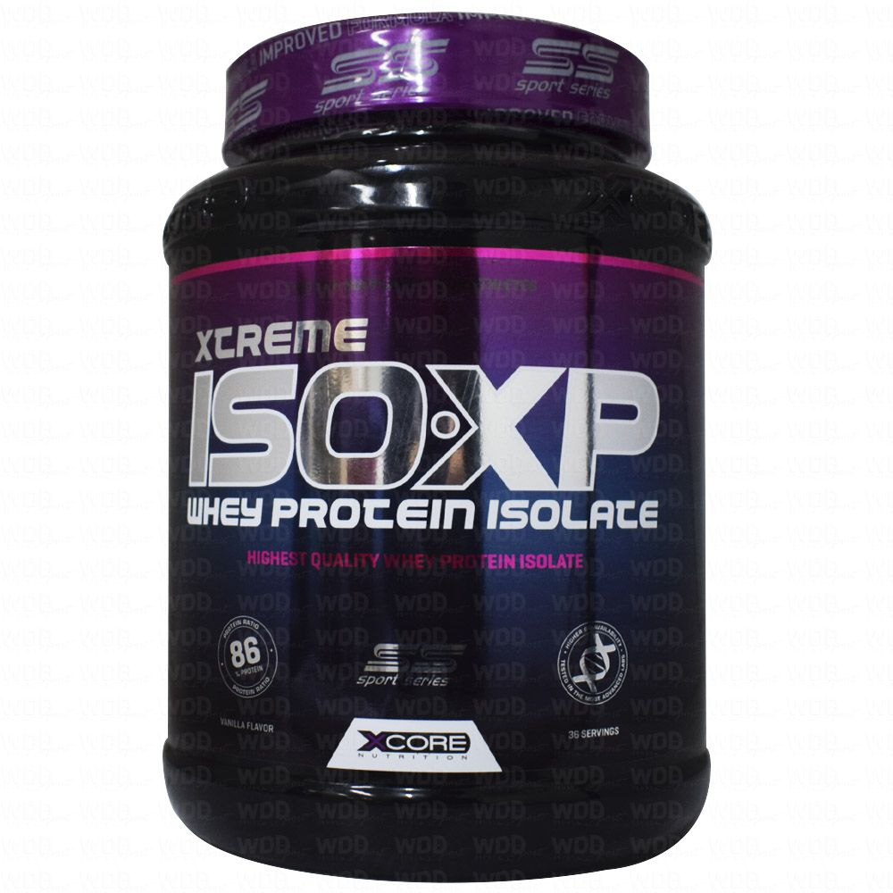Xtreme Iso-XP 900g Xcore Nutrition