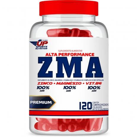 ZMA 1000mg 120caps Up Sports Nutrition