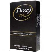 Doxy 400 7 comprimidos - Cepav