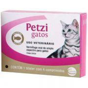 Petzi Gatos 4 comprimidos - Ceva