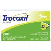Trocoxil 20mg 2 comprimidos - Zoetis