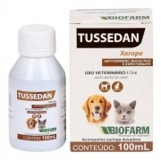 Tussedan Xarope 100ml - Biofarm