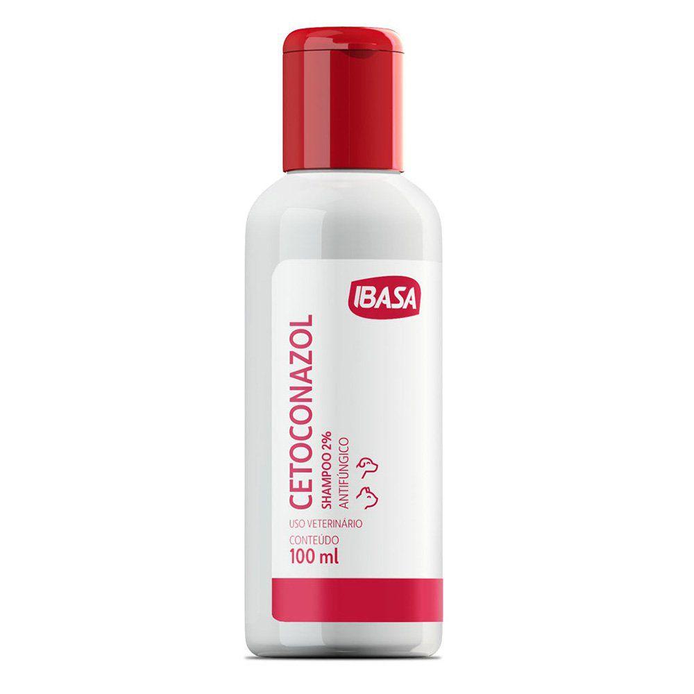 Cetoconazol Shampoo 2% - Ibasa