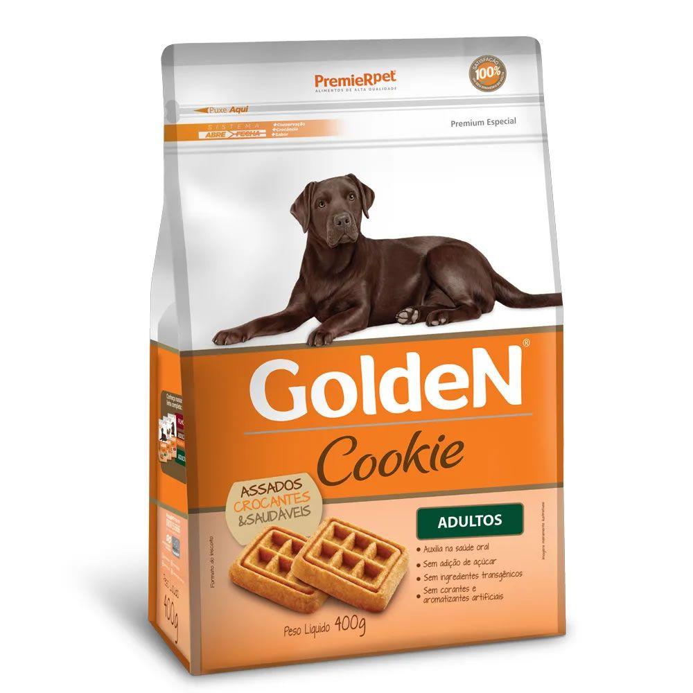 Golden Cookie Adultos Grandes 400g