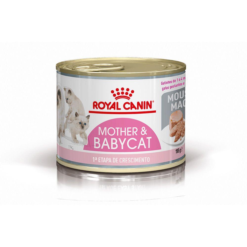 Royal Canin Gatos Babycat Úmida 195g