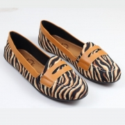 MOCASSIM DOCK ANIMAL PRINT TIGRE