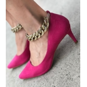 SCARPIN CHAINED PINK