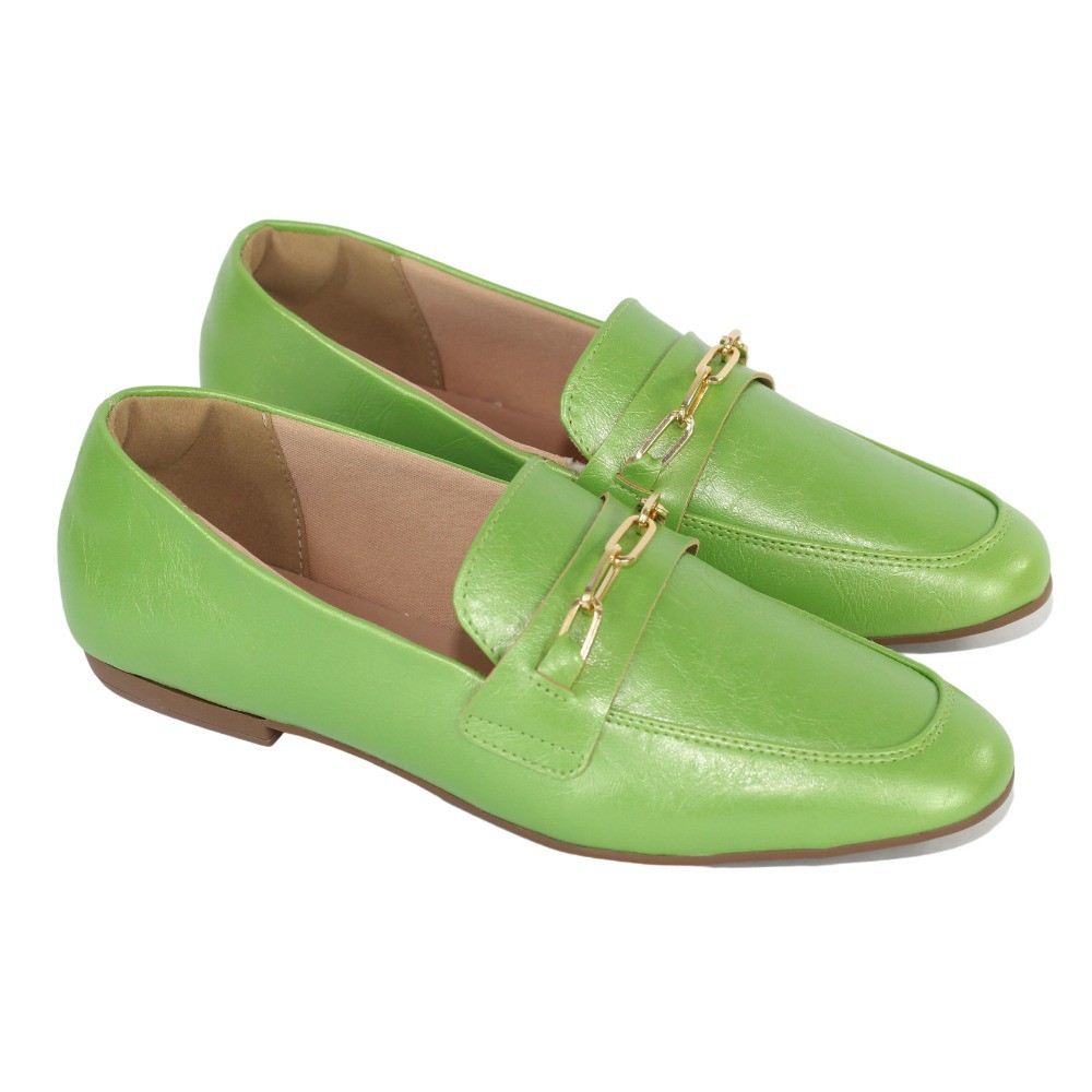 MOCASSIM TOM CORRENTE VERDE AVOCADO