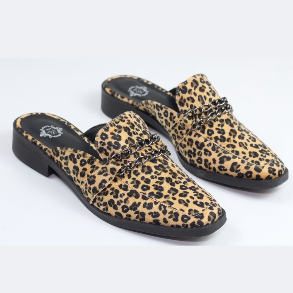 MULE ANIMAL PRINT TURIN CORRENTES