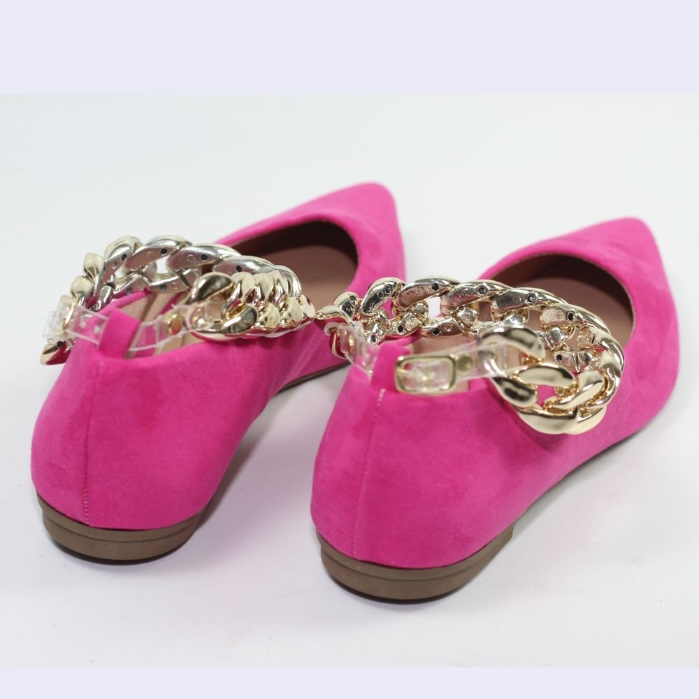 SAPATILHA CHAINED PINK
