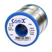 Carretel de Solda 60/40 0,5 MM 1/2 Kg - Cobix