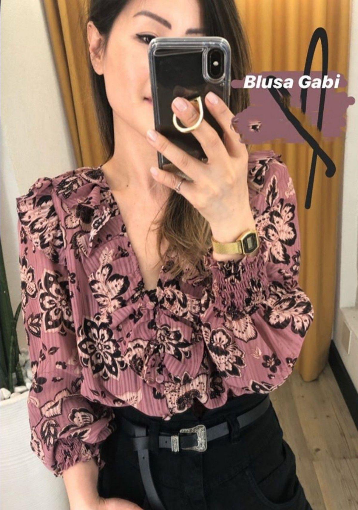 Blusa Gabi