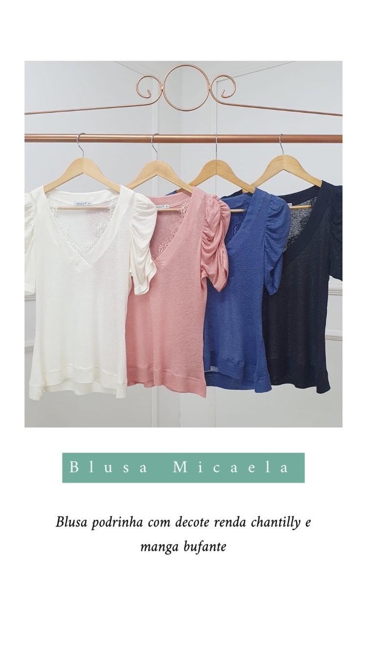 Blusa Micaela