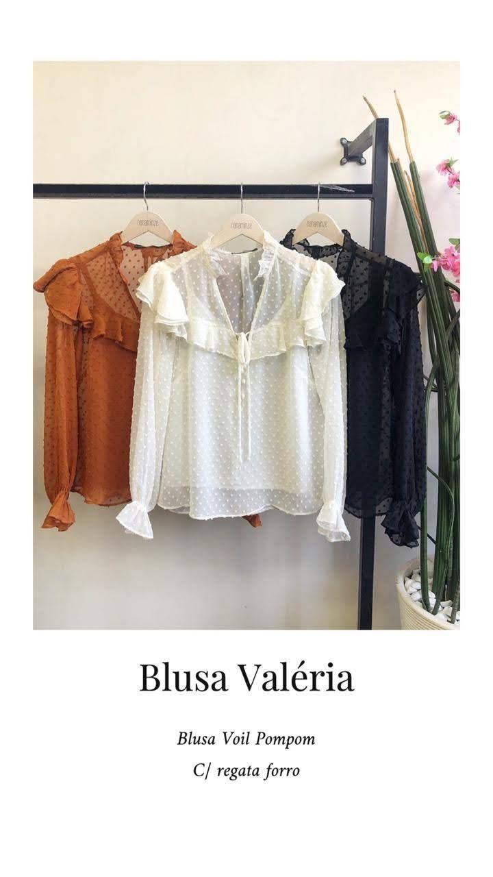 Blusa Valéria