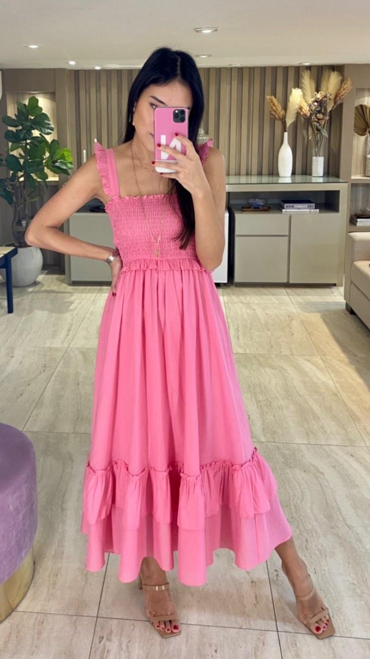 Vestido Esmeral