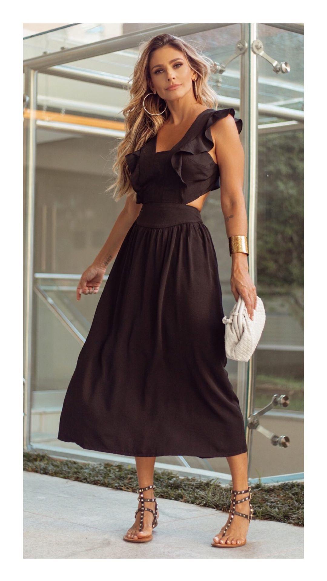 Vestido Luíza