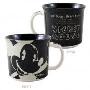 Caneca de cerâmica Mickey - You and me