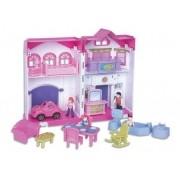 Casa de Boneca - Casinha dos Sonhos Braskit