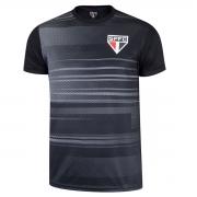CAMISETA SÃO PAULO FC agile preta
