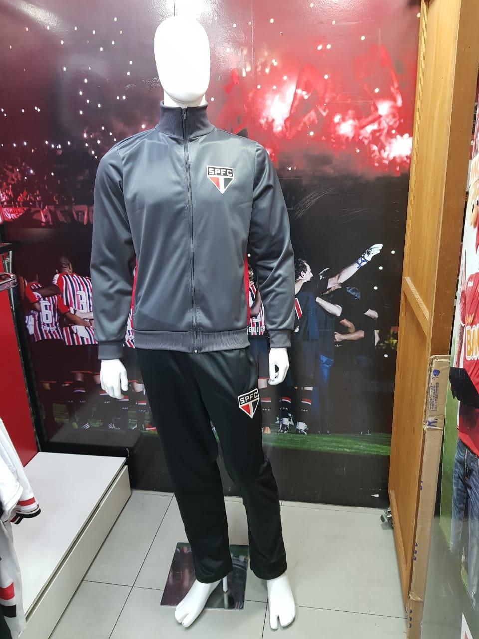 AGASALHO SÃO PAULO FC  RHODE CHUMBO