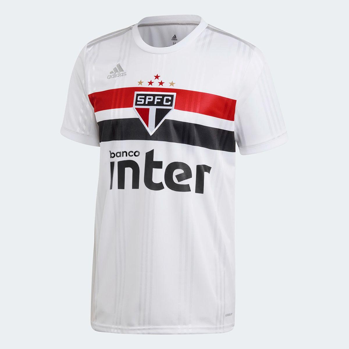 CAMISA SÃO PAULO FC I 20/21 ADIDAS