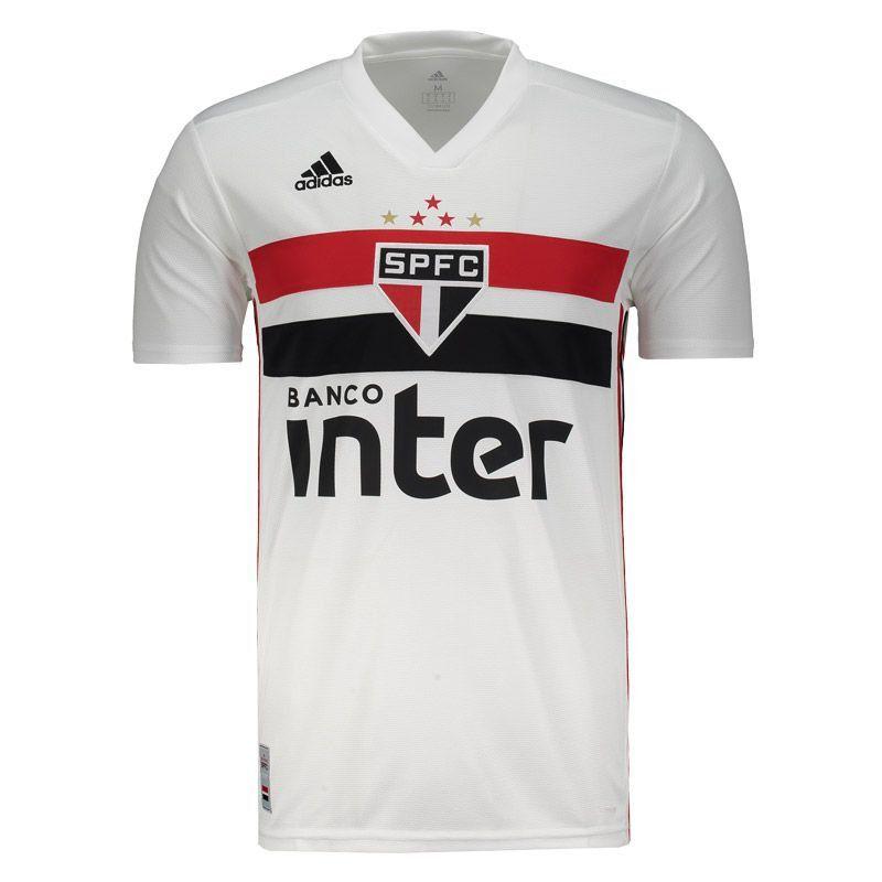 CAMISA SÃO PAULO FC I ADIDAS 19/20