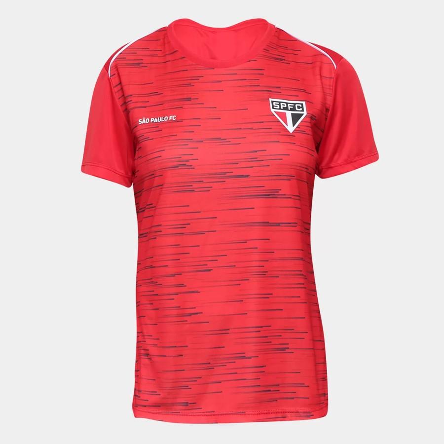 CAMISETA SÃO PAULO FC HIDE FEMININA