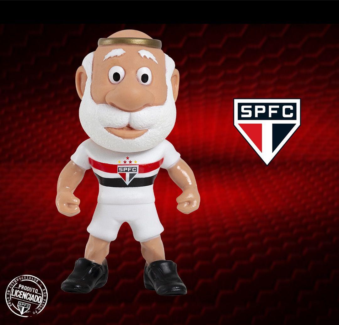 MASCOTE SPFC SANTO PAULO