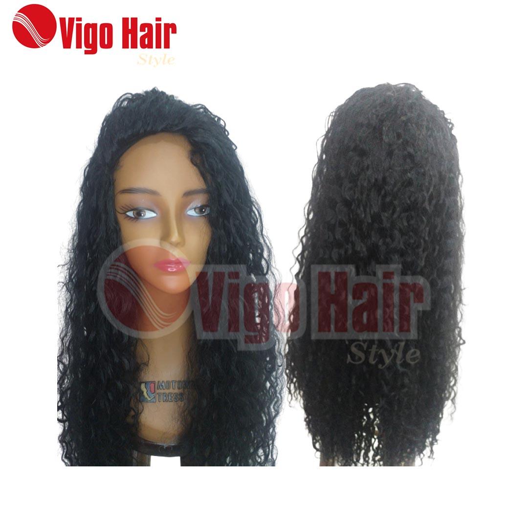 Peruca Wig Bio Fibra Modelo Anjo plus 80 cm cor 1