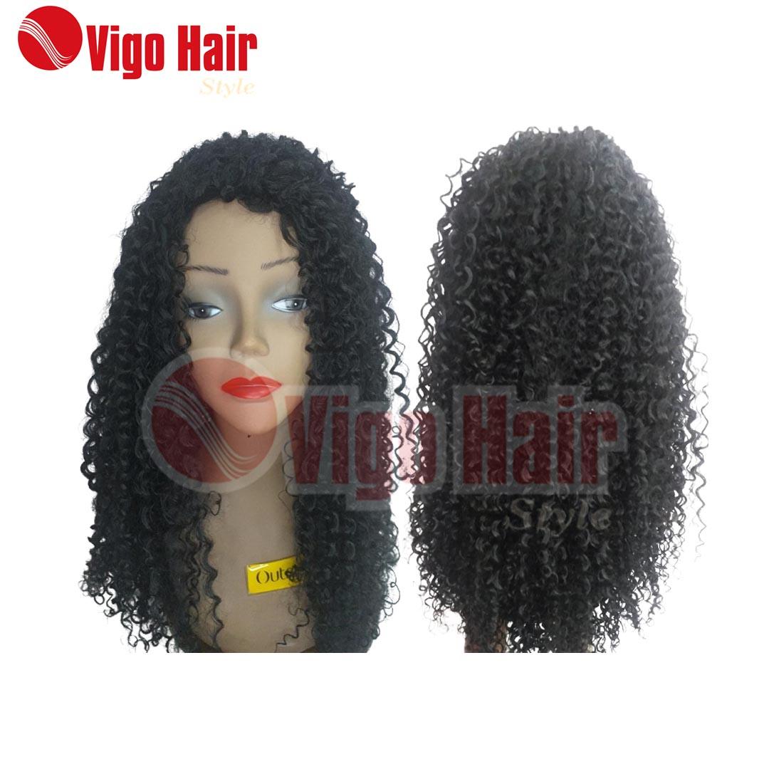 Peruca Wig orgânica modelo Rainha cor 1b