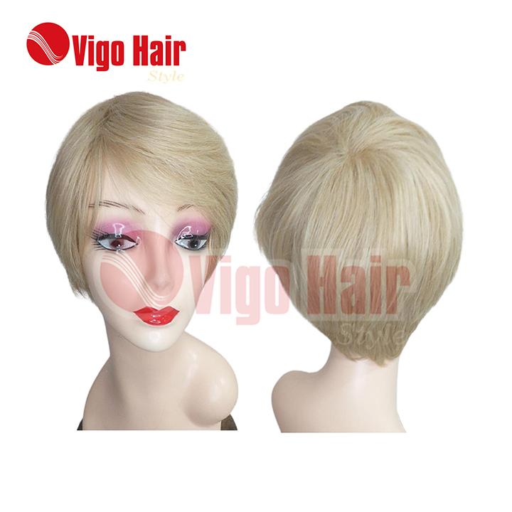 Peruca Wig Sintética Luiza Cor 24/613