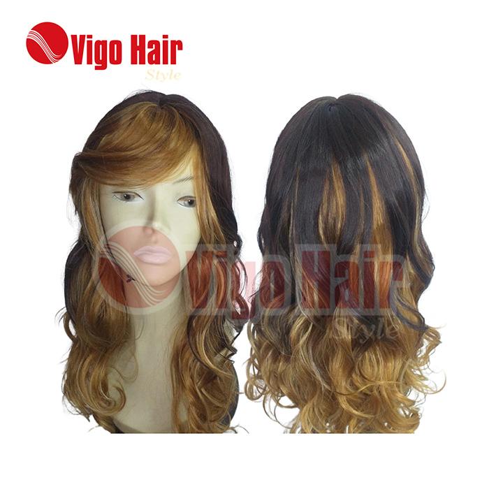 Peruca Wig Sintética Pietra cor Horney
