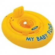 Boia Infantil - My Baby Float - Amarelo - Intex