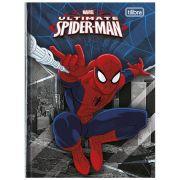 Caderno Brochura Pequeno 48 folhas Spider-Man- Tilibra