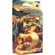 Caixa Cartas Pokémon Sol E Lua : União de Aliados - Copag