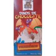 Chocolate Florybal - Dinos de chocolate Pterodáctilo 100g