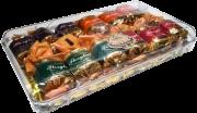 Chocolate Florybal - Cx Acrílica Truffas 240g