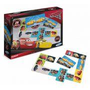 Dominó Carros 3 - Xalingo Brinquedos