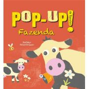 Fazenda - Pop-up! De opostos - Ciranda Cultural