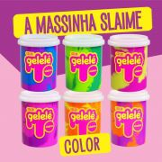 Gelelé Slime Massinha Meleca Duo color 152 g