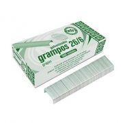 Grampos Galvanizados 26/6 5000 unidades - ACC