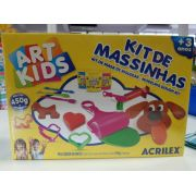 KIT DE MASSINHAS - ART KIDS ACRILEX