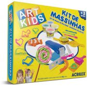 Kit De Massinhas Criativa - Art Kids Acrilex