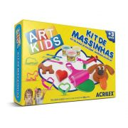 Kit Modeling Dough Kit -Art Kids Acrilex